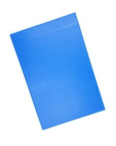 """1"""" Poly Top Cutting Board 2x2 ft - Blue"""