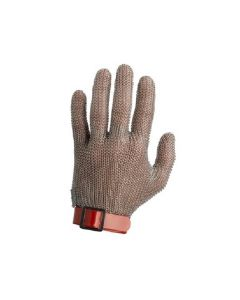 Manulatex Poly Strap Chainmail Glove