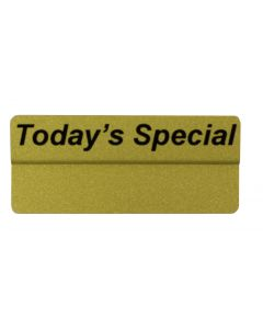 Today's Special Promo Tag